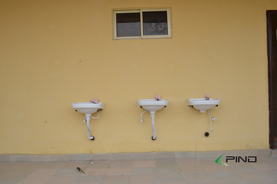 WASH in schools project completion visit in Port Harcourt