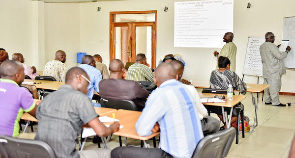 Poultry stakeholders workshop