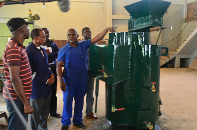 NIFOR Improved Processing Technology Training