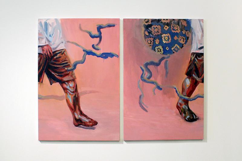 Connor Gewirtz, Oil Painting