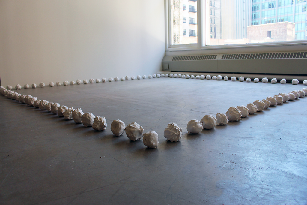 Kelsey Roebelen, Sculpture: Art and the Environment