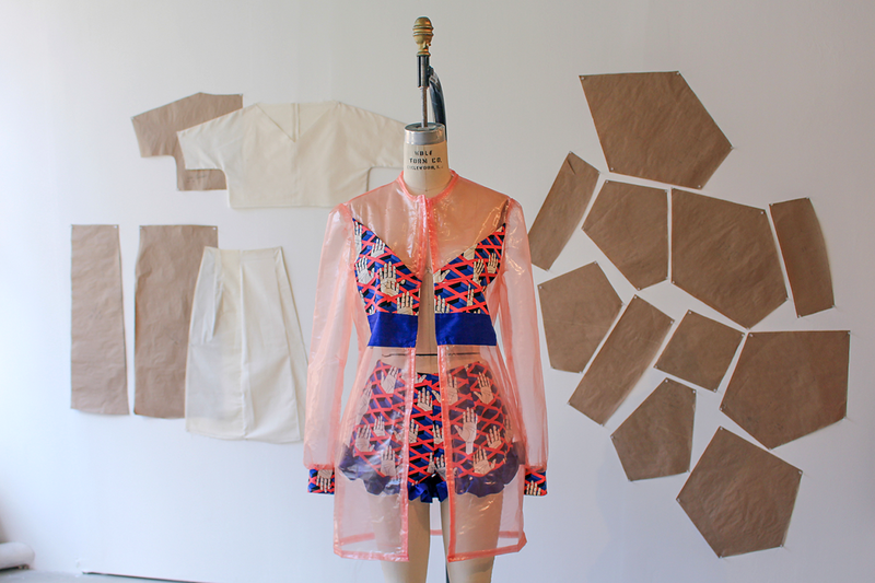Ciani Smith, Fashion Construction