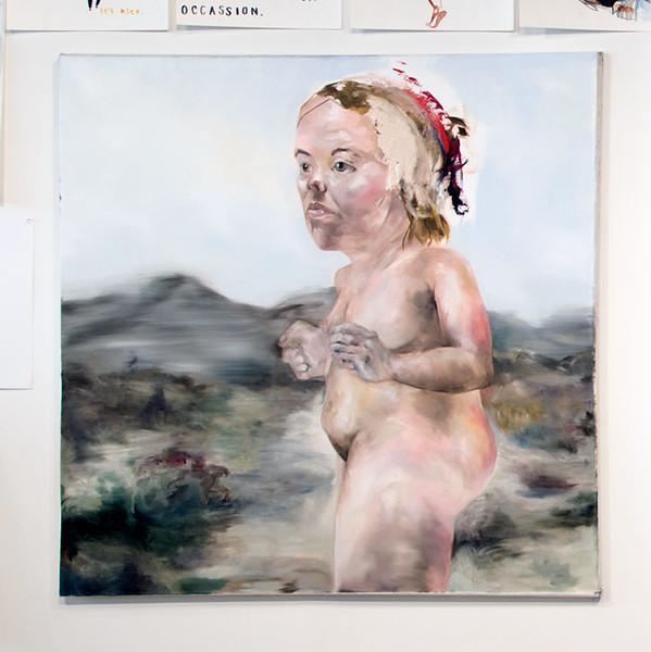 Naomi Hawksley, Figure Painting
