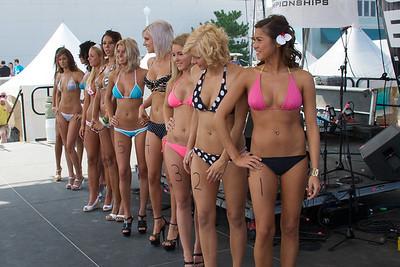 ECSC Bikini Contest Sunday 32