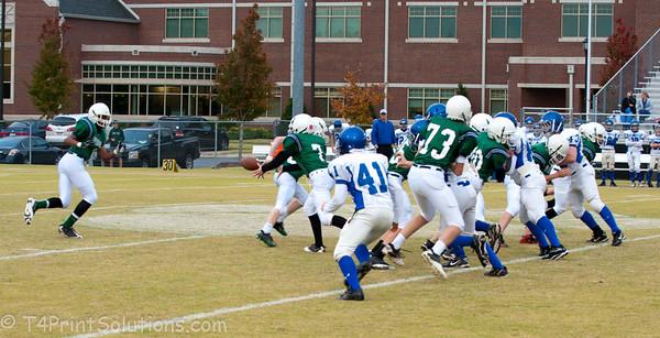 ECS Football 10/27/2011