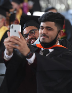 College of Engineering, Computer Science, and Technology Commencement Ceremony, Class of 2020. Photo by Robert Huskey / Cal State LA
