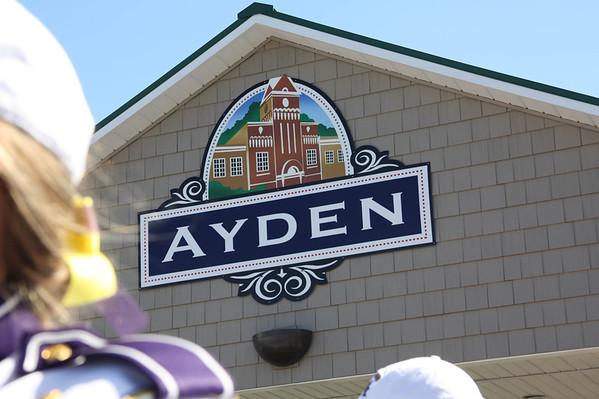 10-1-2011 Ayden Tailgate Party - Ayden, NC