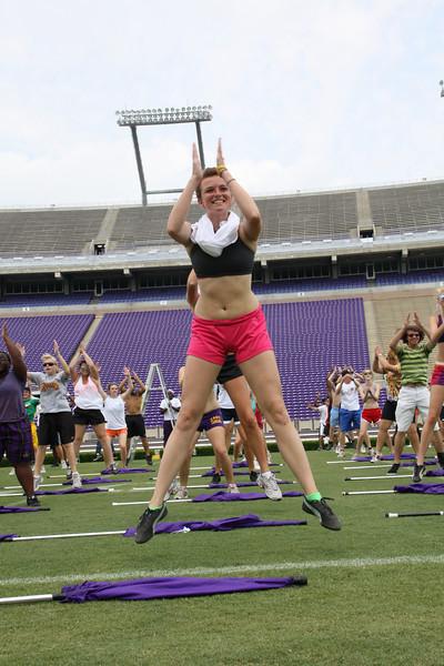 8-20-2011 Stadium Practice