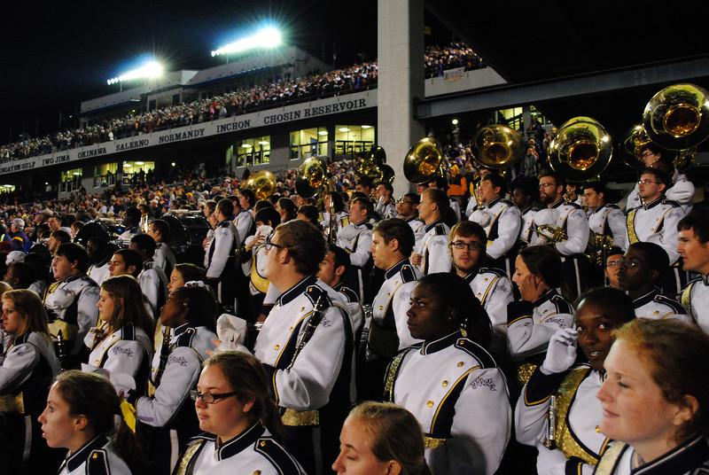 ECU vs Navy 2011