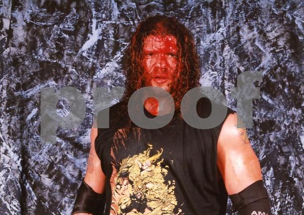 ECW Bloody photos
