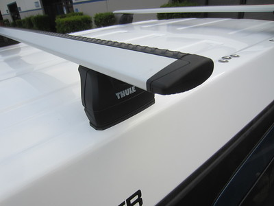Option - Thule Aerobar, Tower and Podium Mount
