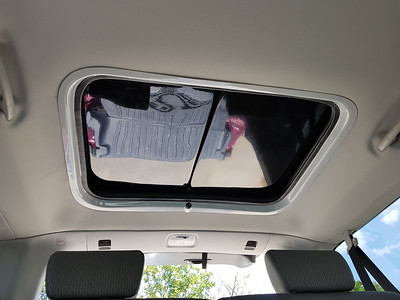 ECamper - Access Way added to non-sunroof Elements