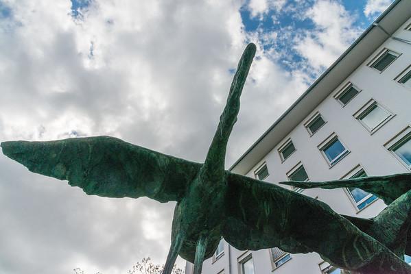 """Gotthelf Schlotter DS: """"Vogelgrippe"""", 1964"""
