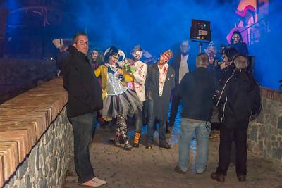 Halloween auf Burg Frankenstein, 25. Oktober 2019 (Foto: Christoph Rau)