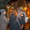 Weihnachtsbaum wird angeschaltet, 28. November 2019, Foto; Christoph Rau