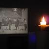 DEMIAN eine kinematographische Installation* von Etienne Jourdan im Earl Street Darmstadt am 6. Februar 2015, Etienne Jourdan entwickelte das Projekt im Zuge seiner Bachelorarbeit im Fachbereich Digitale Medien - Schwerpunkt Sound and Music an der Hochschule Darmstadt
