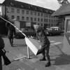 Darmstadt-Kelley Barracks-Main Gate-increased security-(B 74