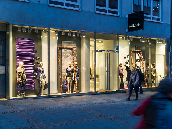 Marc Cain Store Darmstadt