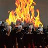 """Szenische Aufführung """"Compositionen zu Goethe´s Faust"""" von Fürst Anton Radziwill (1775-1833), Proben zur Aufführung am 9. März 2014 im Wissenschafts- und Kongresszentrum Darmstadtium"""