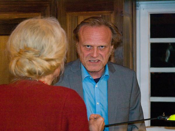 Lesung mit Paul-Hermann Gruner