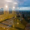 Blicke vom Hochzeitsturm Darmstadt