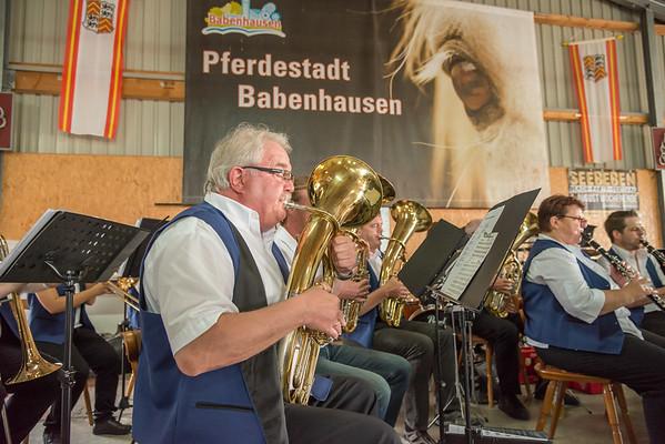 Reit- und Springturnier Babenhausen, 10. Juli 2017 (Foto: Christoph Rau)