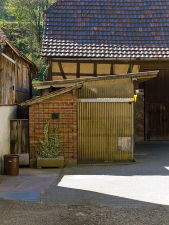 Hambach im Odenwald: Brennessel-Kerwe am 19. April 2015
