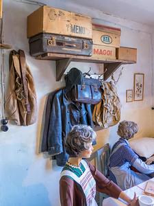 """Kunststoffstrasse im Landkreis Darmstadt-Dieburg: Ausstellung """"Mode der 50er Jahre"""" im Museum Reinheim, 30. Oktober 2016"""
