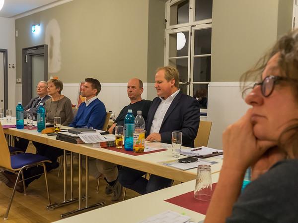 """Akteurstreffen mit """"Rückschau auf die Woche der Kunststoffstrasse"""" in Weiterstadt-Gräfenhausen am 22. November 2016"""