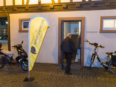 """Kunststoffstrasse im Landkreis Darmstadt-Dieburg: Vortrag von Dr. Eva Brachert """"Hausrat im Wirtschaftswunder am Beispiel der Firma Vitri"""", 3. November 2016"""
