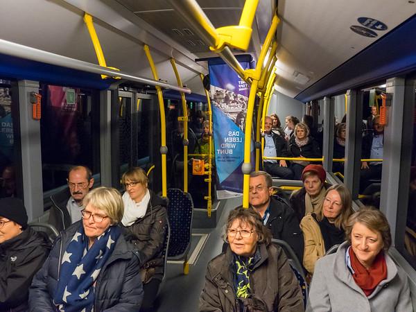 Kunststoffstrasse im Landkreis Darmstadt-Dieburg: Busfahrt am 6. November 2016