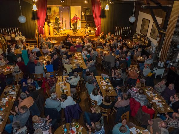 """Kunststoffstrasse im Landkreis Darmstadt-Dieburg: """"Wenn das Freddy wüsste… Schlager der 50er und 60er Jahre"""",  Gasthaus Zum Kühlen Grund, Reinheim, 4. November 2016"""