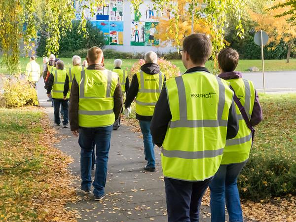 Kunststoffstrasse im Landkreis Darmstadt-Dieburg: Produktionsbesichtigung Resopal® Groß-Umstadt, 3. November 2016