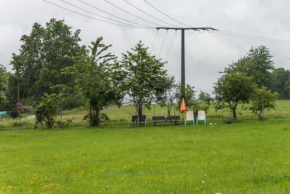 Niddatalsperre, Vogelsberg, 11. Juli 2021 (Foto: Christoph Rau)
