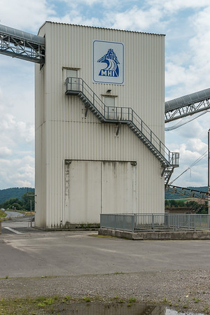 MHI (Mitteldeutsche Hartstein-Industrie AG) in Homberg (Ohm), Foto: Christoph Rau
