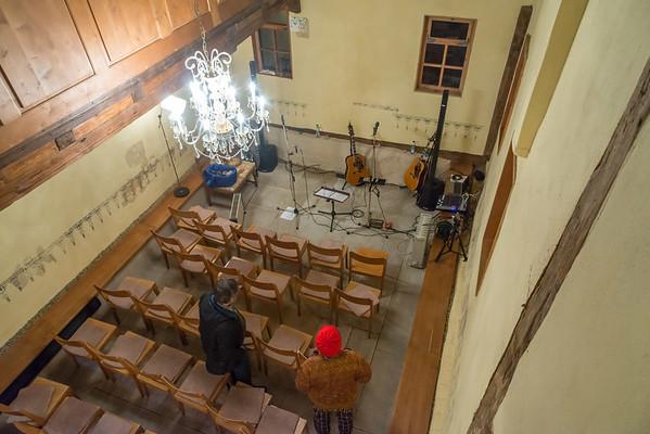 Alte Synagoge Kestrich (Feldatal/Vogelsberg), 14. Dezember 2019 (Foto: Christoph Rau)