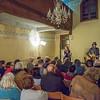 Konzert mit Wolf Schubert-K. und Bine Morgenstern in der Alten Synagoge Kestrich (Feldatal/Vogelsberg), 14. Dezember 2019 (Foto: Christoph Rau)