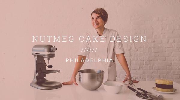 NUTMEG CAKE DESIGN ////// PHILADELPHIA