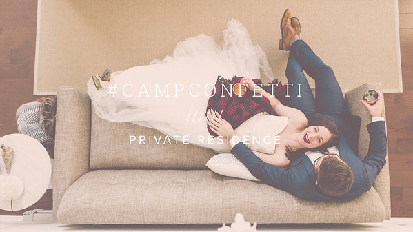 #CAMPCONFETTI ////// PRIVATE RESIDENCE