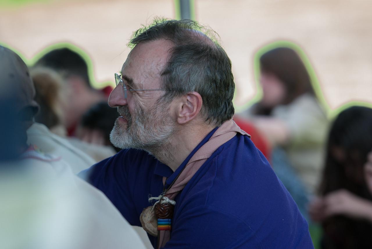 Eduardo Missoni, ancien secrétaire général de l'OMMS