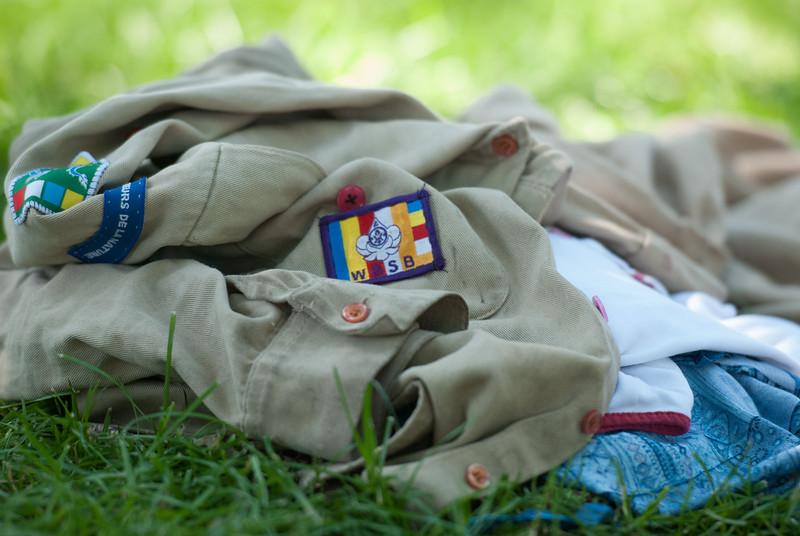WBSB : World Buddhist Scout Brotherhood