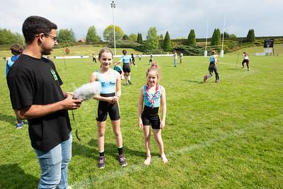 Interview de jeunes d'un club d'aviron à côté de Limoges