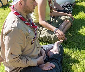 Un premier pied dans la méditation (Recherche de la pleine conscience) #10AnsEDLN