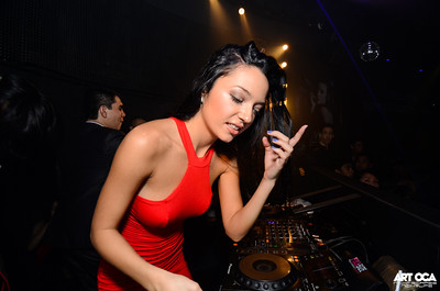 DJ Mari Ferrari at Palladium (11)