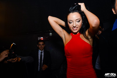 DJ Mari Ferrari at Palladium (8)