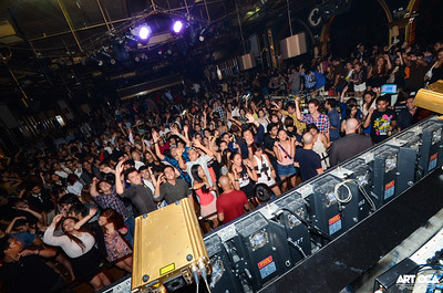 Bassjackers at Republiq (2)