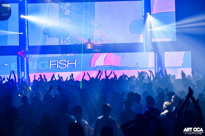 Dash Berlin at Bigfish (2)