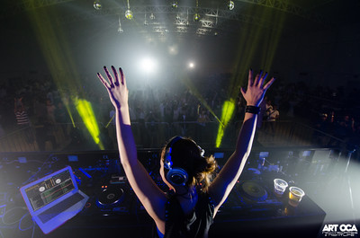 MaRLo at Collision 2 (6)