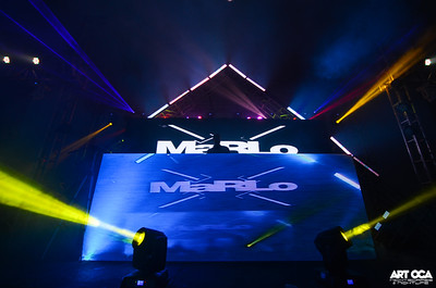MaRLo at Collision 2 (18)