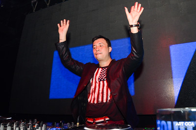 Paul Oakenfold at Haze (2)